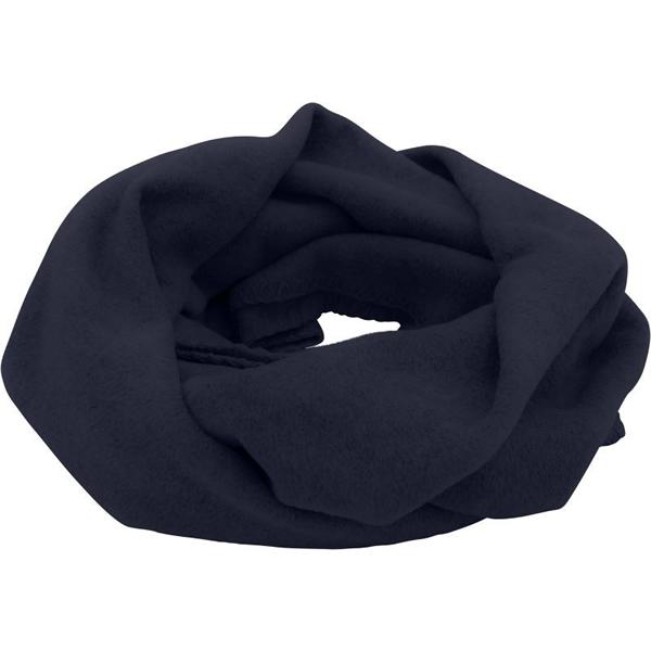 TF-Care Fleece Tube Schal Blau